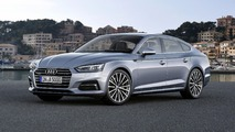 2018 Audi A5 Sportback render