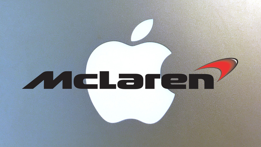 McLaren, yalanlamalasına rağmen Apple ile görüşmüş