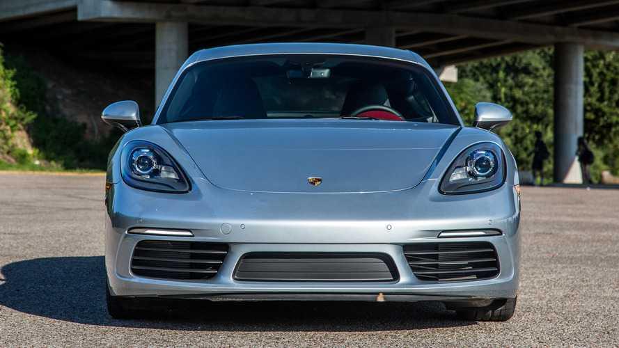 Porsche Boxster ve Cayman elektrikleniyor