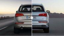 Audi Q5 Avant - Après
