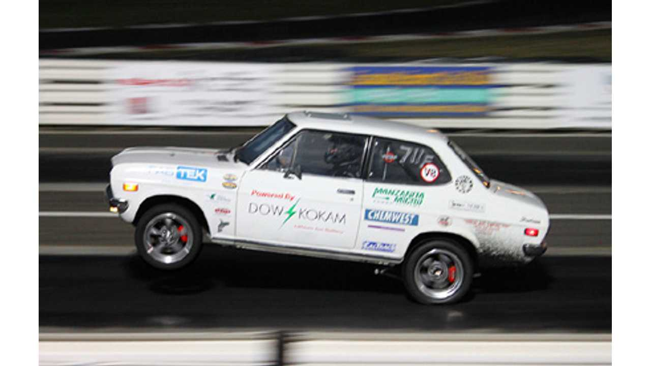 Electric White Zombie Claimed to Do 0 to 60 MPH Dash in 1.7 Seconds (w/video)