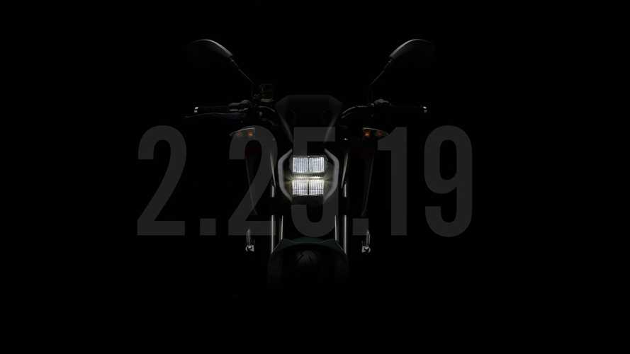 Something New This Way Comes: Zero Teases Brand-New Model