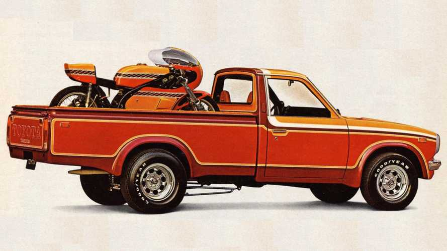 Remember When Toyota Partnered With Yamaha To Sell Trucks?