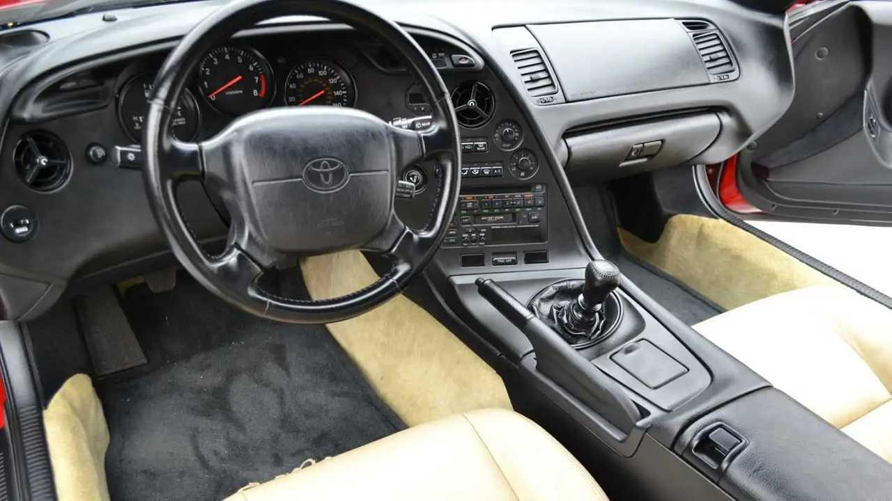 Toyota Supra (1994)
