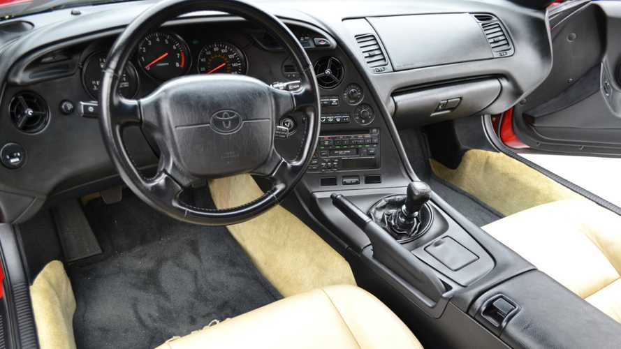 Toyota Supra (1994) vendue 121'000 dollars
