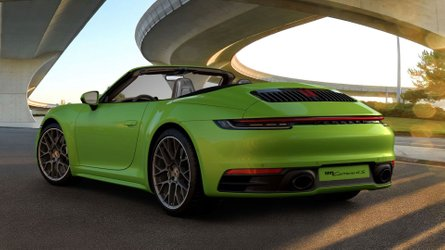 Most Expensive 2020 Porsche 911 Cabriolet Costs Almost $200,000
