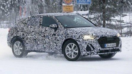 L'Audi Q4 fait une nouvelle apparition en Suède