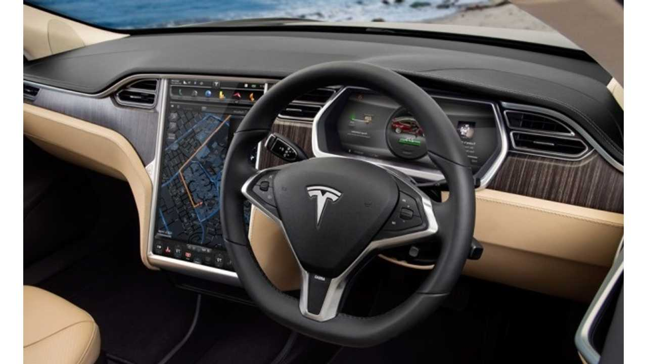 RHD Tesla Model S to Enter Production Cycle in March - First Deliveries Scheduled For April