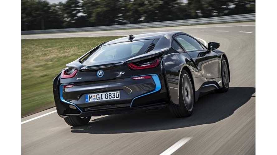 BMW i8 to be Unveiled in India at New Delhi Auto Expo 2014 in February - BMW Sets Aside 8 i8s for India - i3 Won't be Sold There
