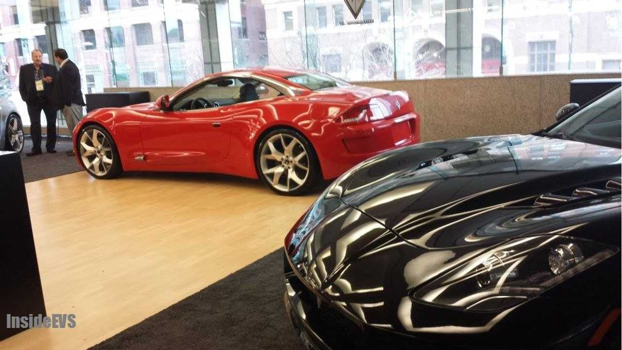 Despite the Rumors, VL Automotive is Not Doing a Tesla Model S V8 Conversion