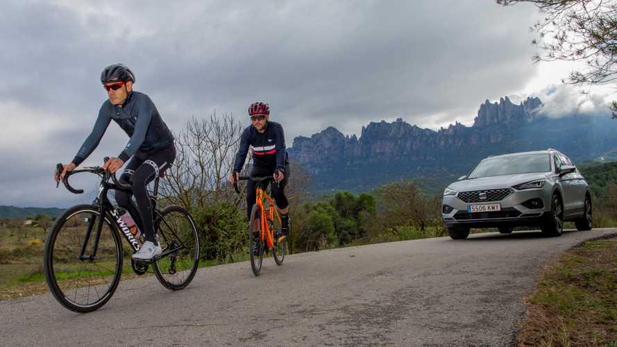 Seat Tarraco, il SUV amico dei ciclisti