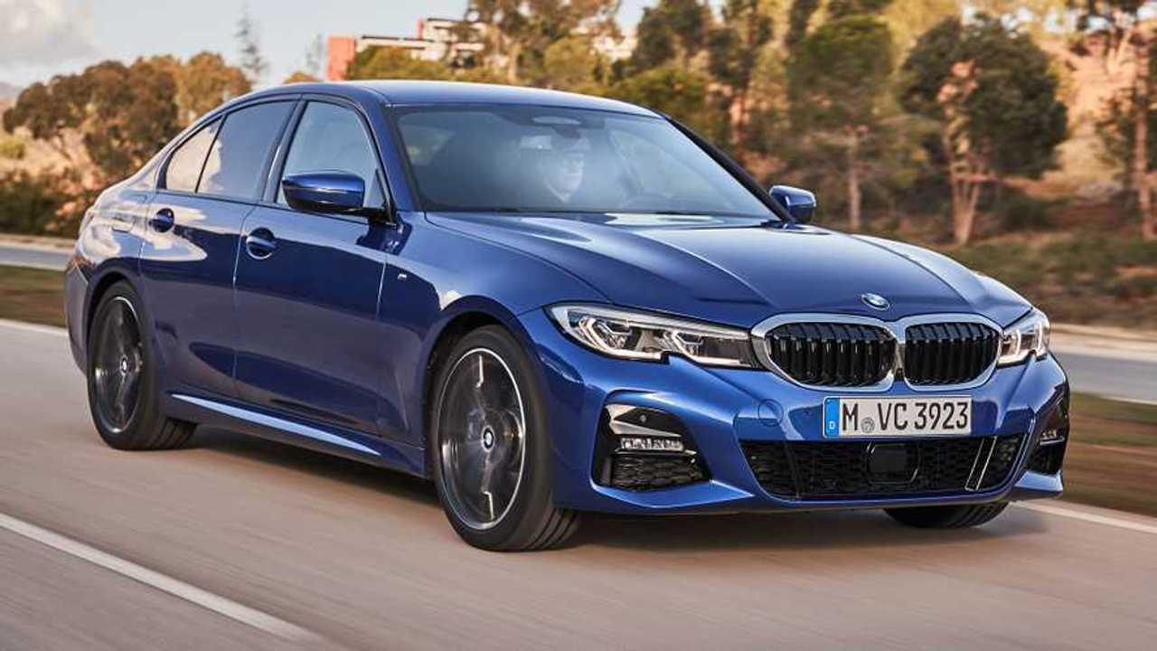 2019 BMW 3-Series First Drive:...