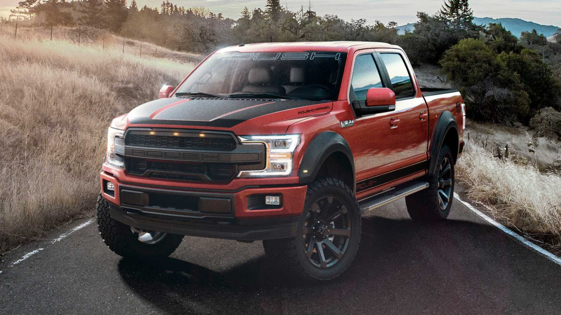 Roush Unveils Two Revised Supercharged F-150s For 2019