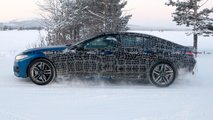 BMW 8-Serisi Gran Coupe Casus Fotoğraflar