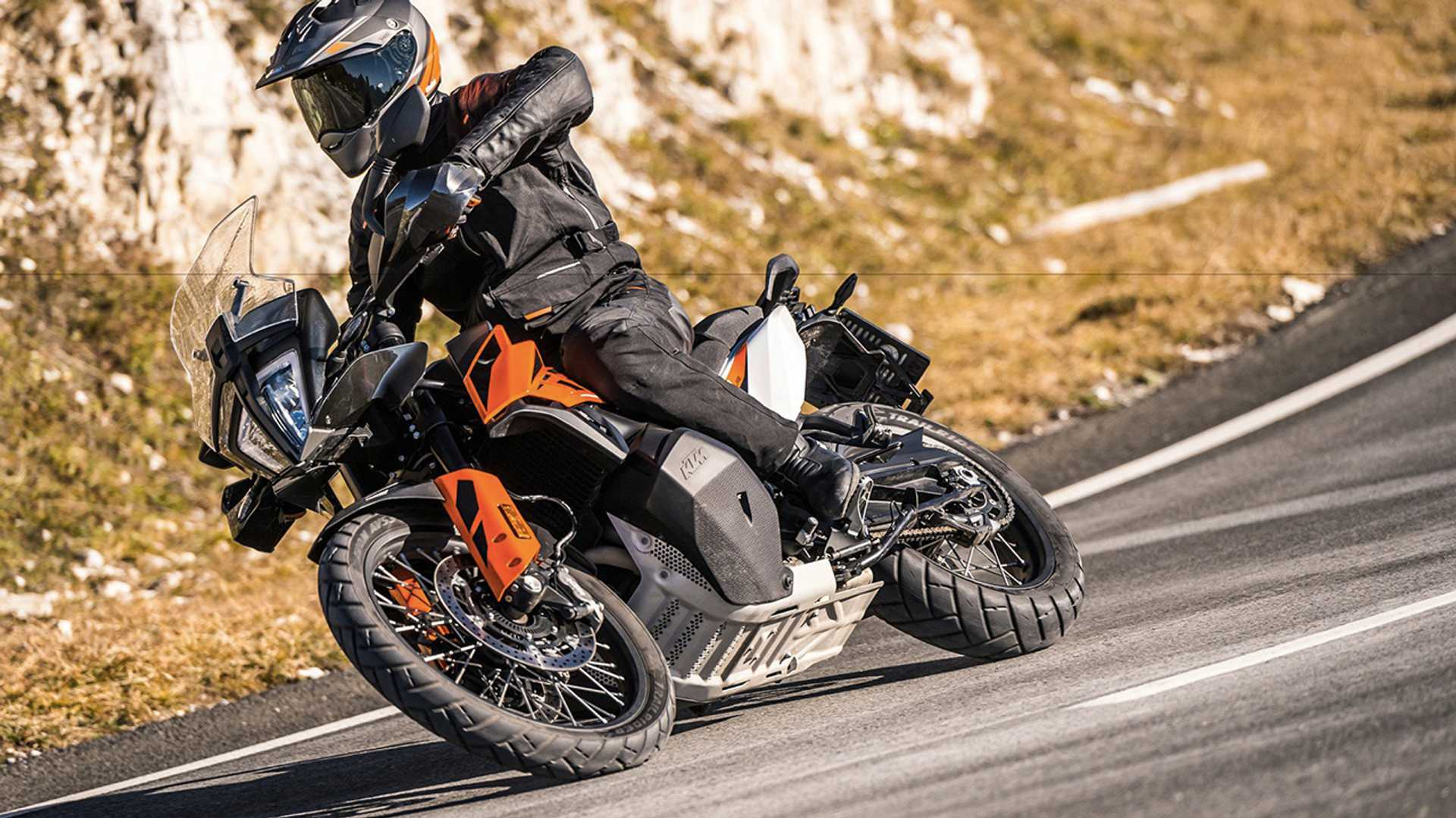 2019 Ktm 790 Adventure And Adventure R Everything We Know