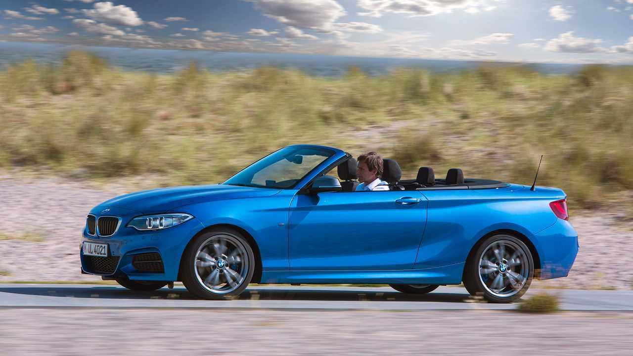 Mögliche BMW-Auslaufmodelle: 2er Cabriolet