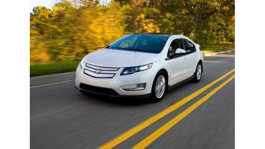 Best Sales Month Ever For Volt, Over 2,500 Sold In August.  And Here Is Why