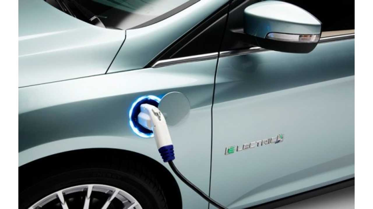 Despite Focus Electric, Ford Still Doesn't Believe In Pure EVs.  25-50K Tops By 2020