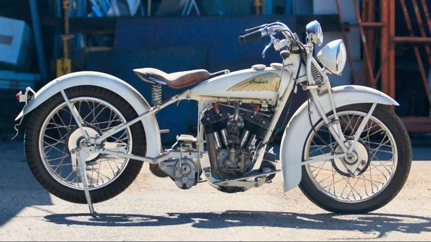 Stunning Classic Indian Barn Find Collection Up For Auction