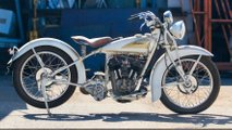 1938 Indian Scout Pony