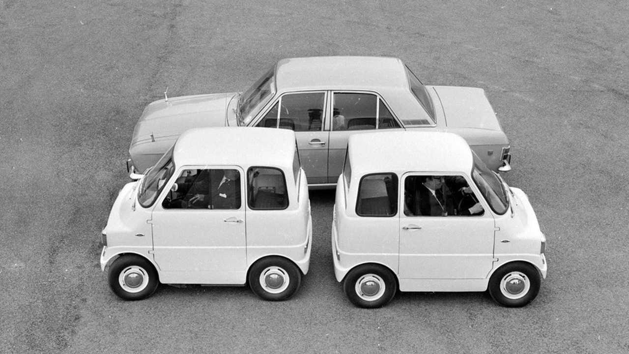 Die Elektroautos von Ford: Vergangenheit, Gegenwart, Zukunft