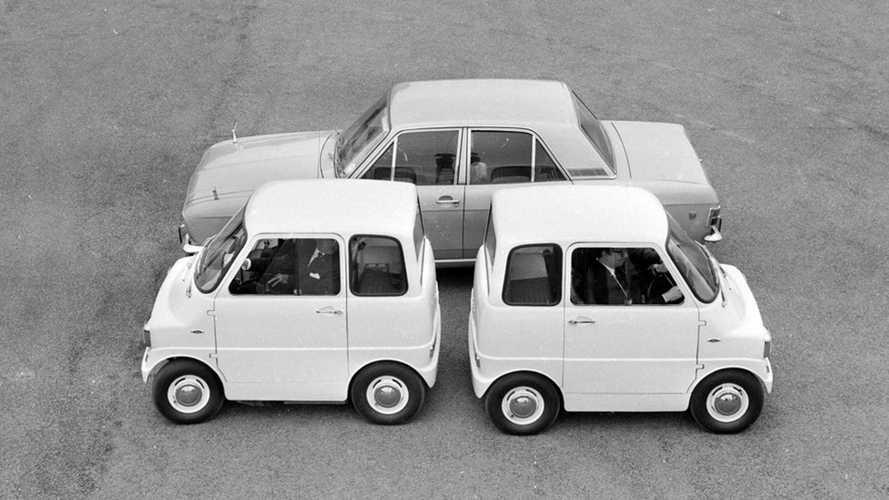 Elektroautos von Ford: Vergangenheit, Gegenwart, Zukunft