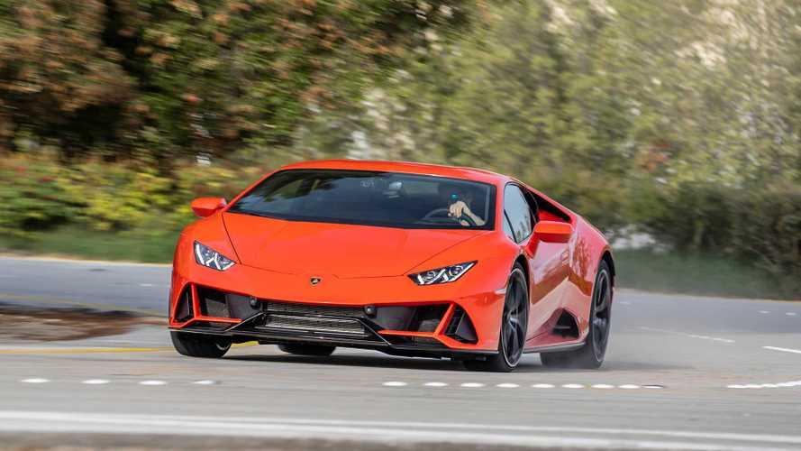 Lamborghini Huracán EVO 2019, un apellido muy acertado