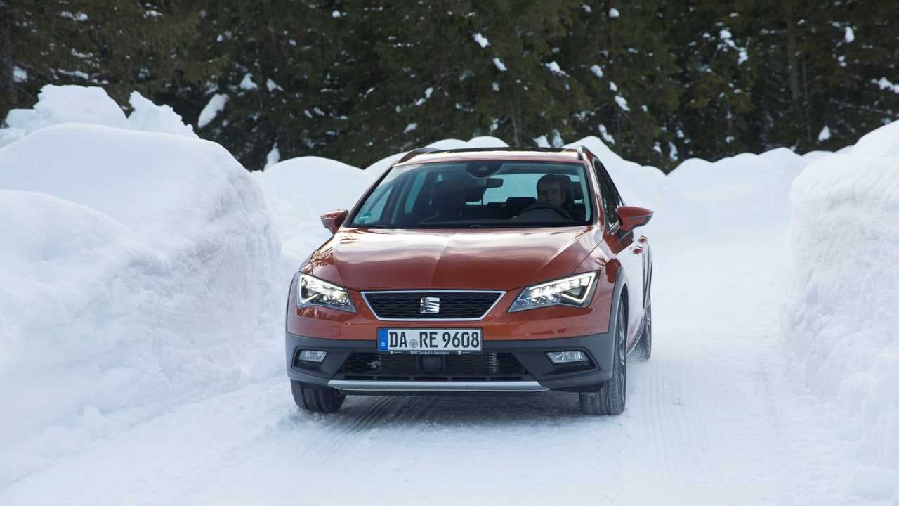 Seat's winter driving tips