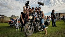 Motorcycle Girls