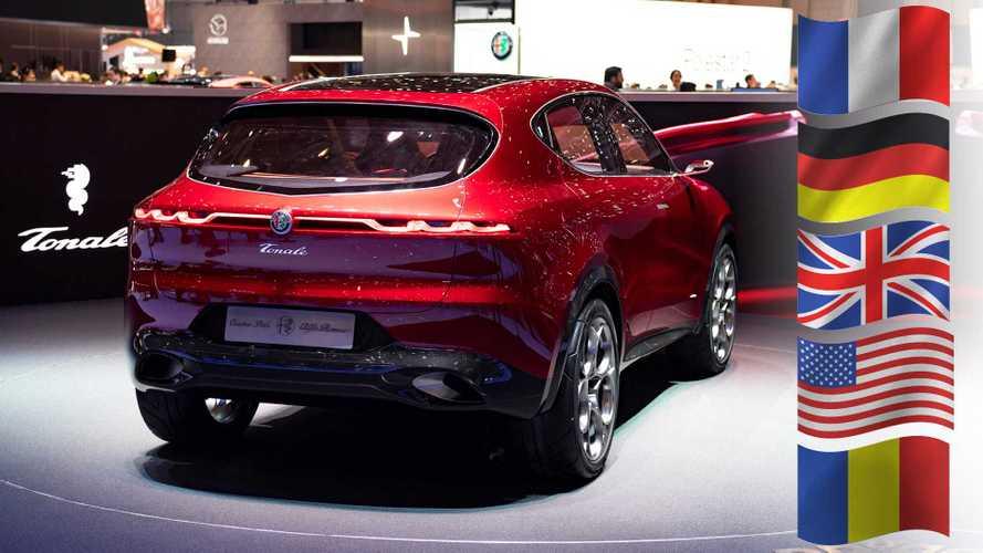 Alfa Romeo Tonale задерживается: он оказался недостаточно хорош