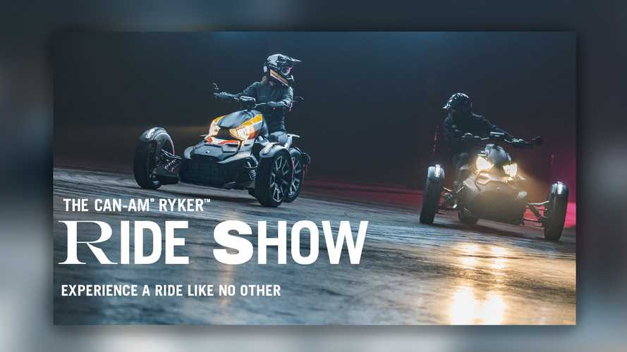 Test Ride It For Yourself, The Ryker Goes On Tour