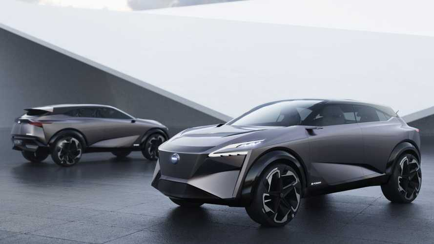 Nissan IMQ Concept Doesn't Plug In: e-POWER Confirmed For Europe