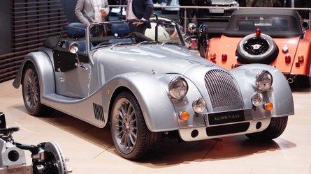 Morgan Plus Six, l'inglese col cuore di Z4 e Supra