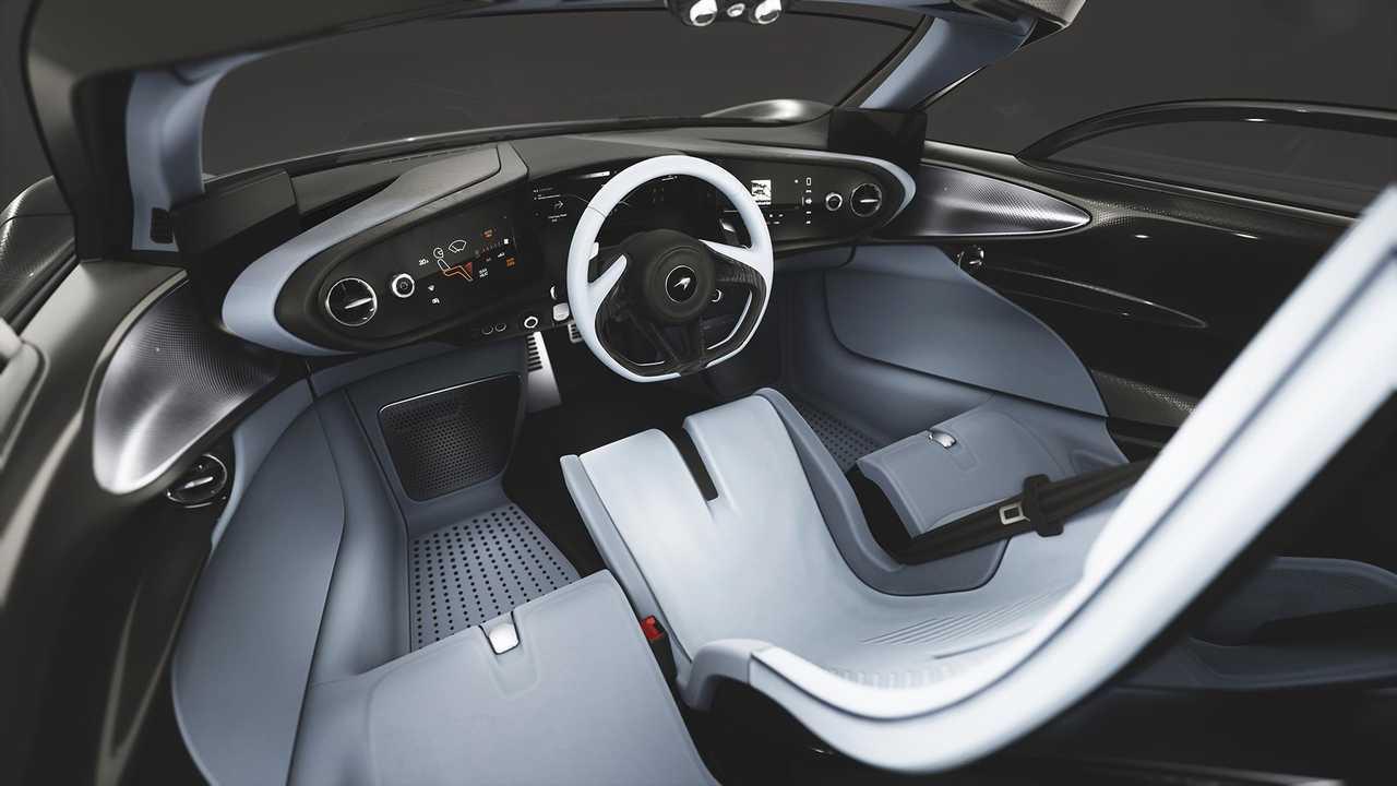 McLaren Speedtail Stratosphere koncepció