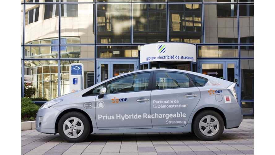 Toyota Presents Final Conclusions From 3-Year Prius Plug-In Hybrid Trial