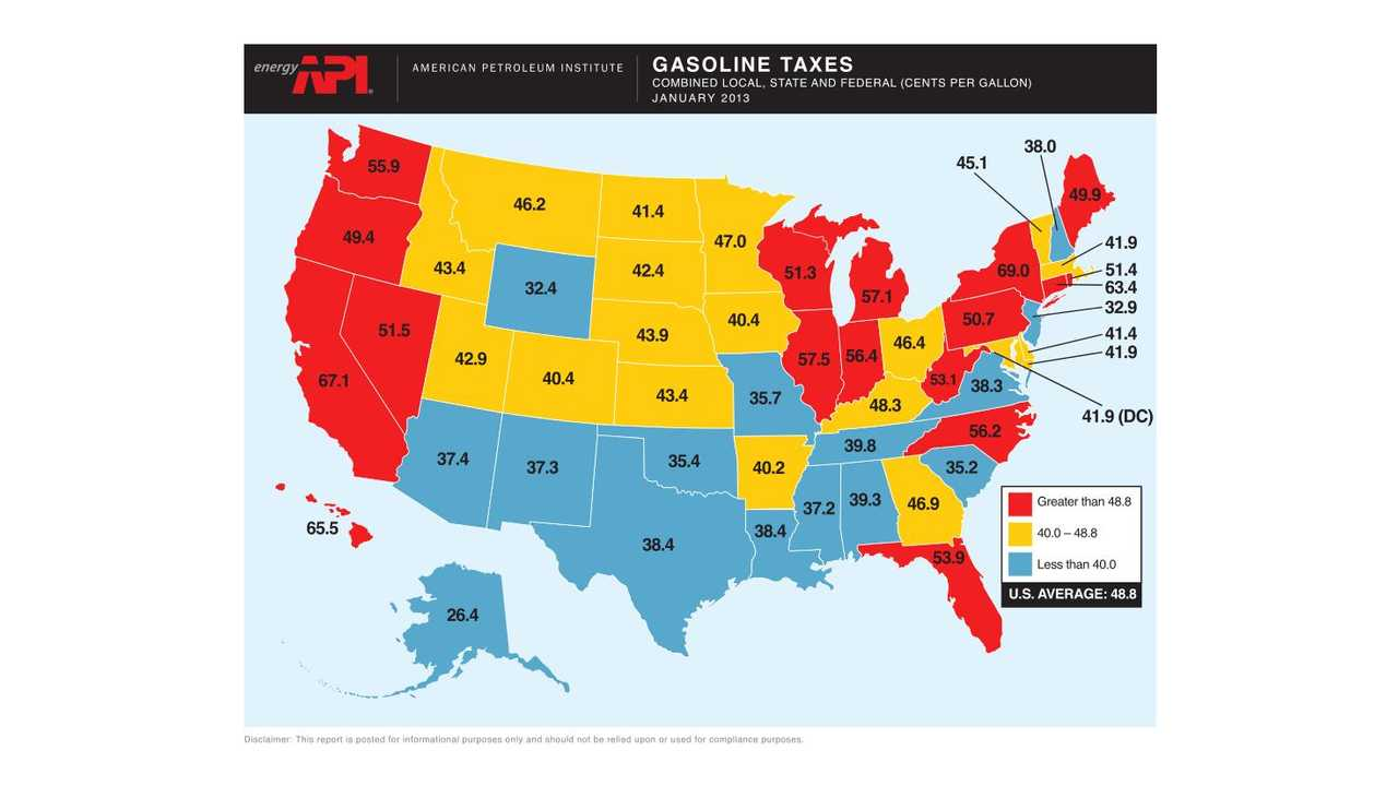 A Failed Gas Tax Structure Sets the Stage for Hybrid/PHEV Fees