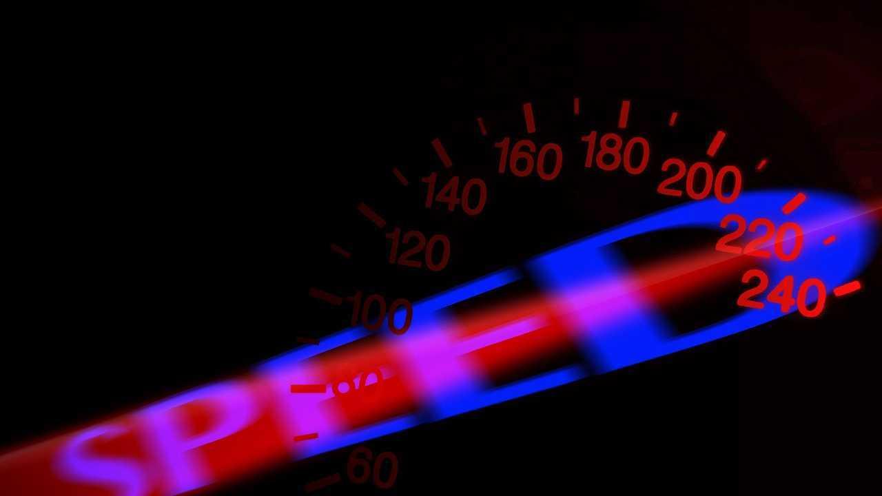 Limite di velocità a 150 km/h