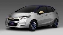 Honda Fit Elegant Color Concept