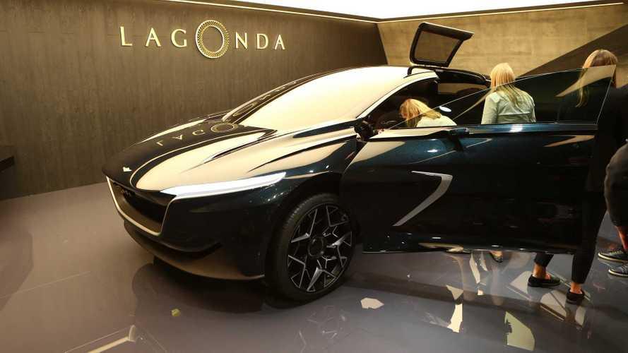 Lagonda All-Terrain Concept auf dem Genfer Salon 2019