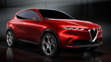 Elektrikli crossover Alfa Romeo Tonale tanıtıldı