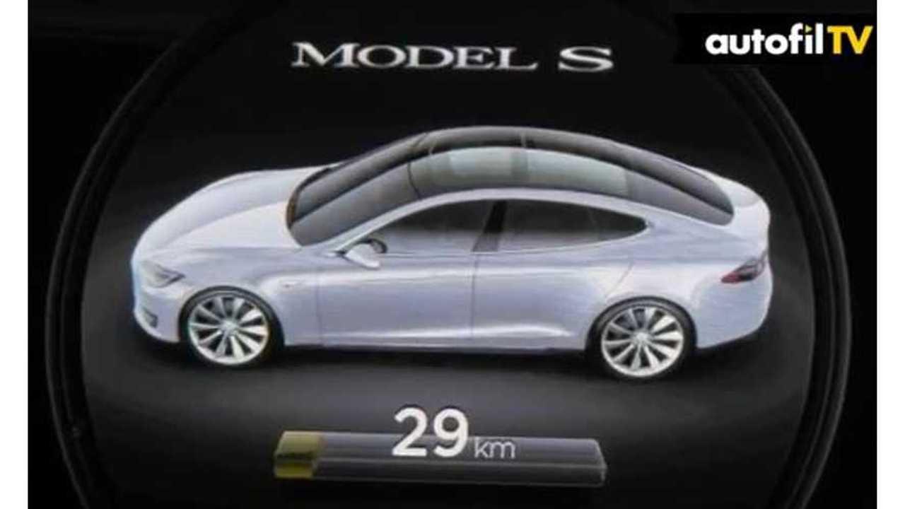 model s range