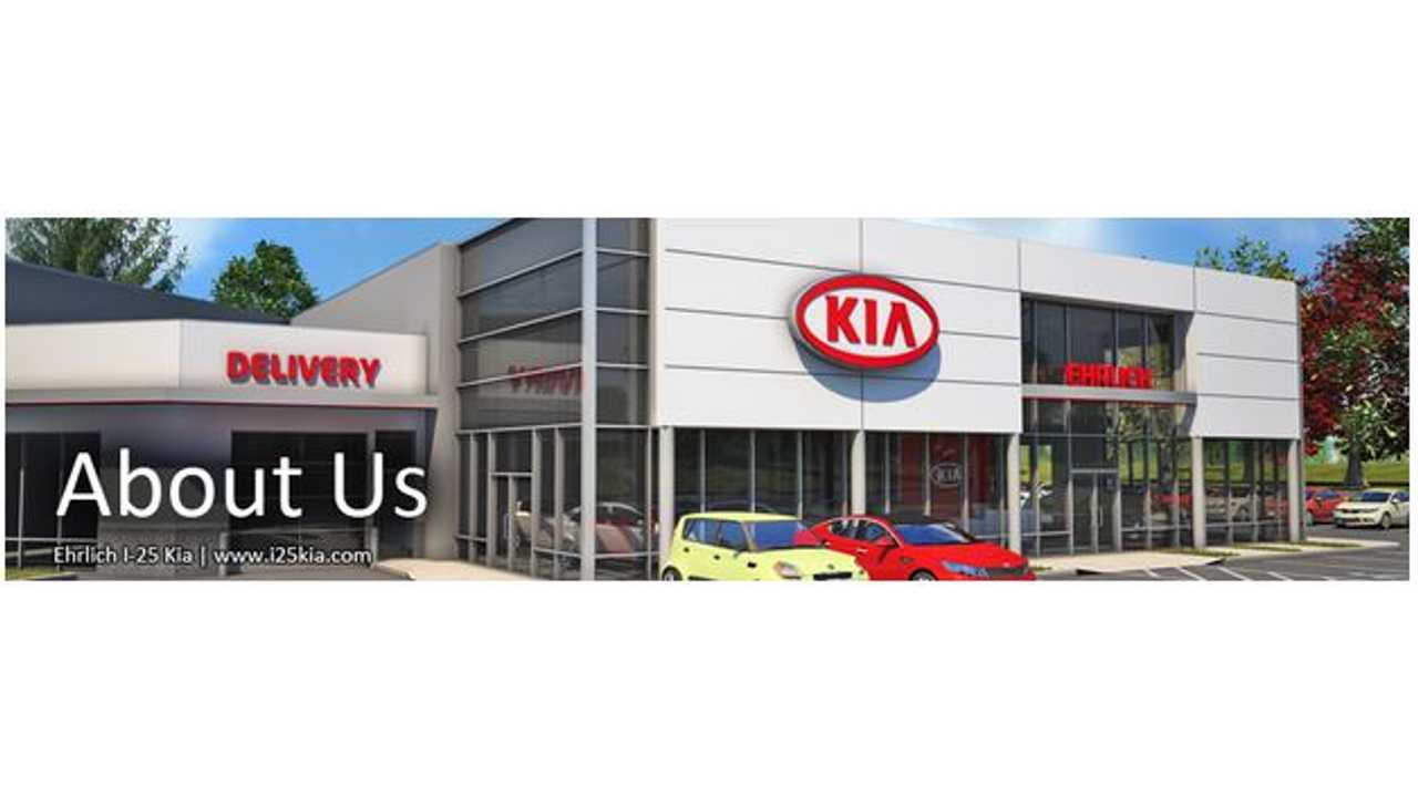 US Kia Dealership Decides to Add Electric Vehicle Quick Charge Station...We Explain Why