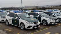 SEAT León ST para la Guardia Civil