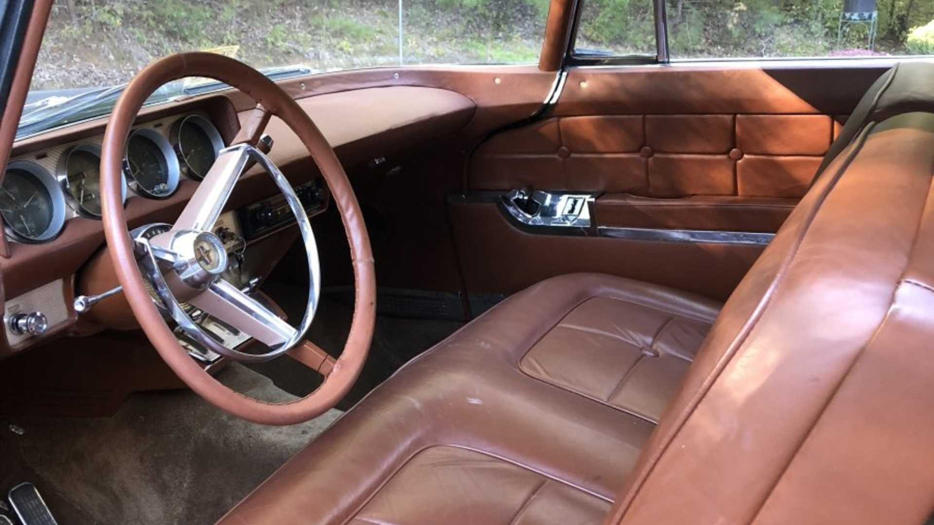 "[""1956 Continental Mark II""]"