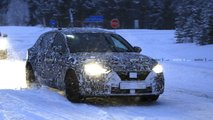 2019 SEAT Leon new spy photos