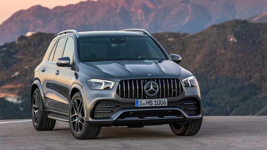 Novo Mercedes-AMG GLE 53 4MATIC+ 2019 se torna