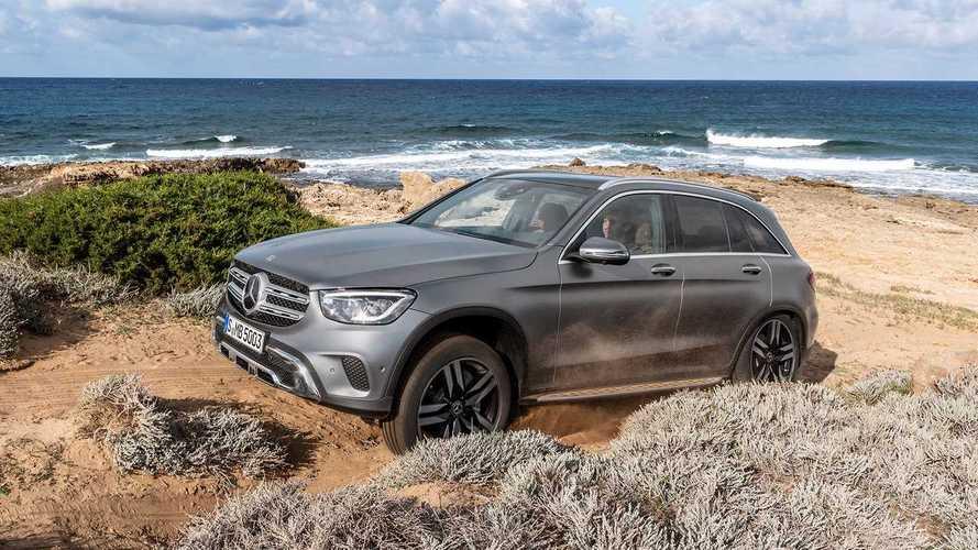 Mercedes GLC restyling, tanta tecnologia in più