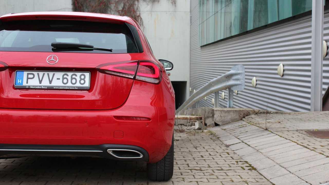 Mercedes-Benz A200 7G DCT