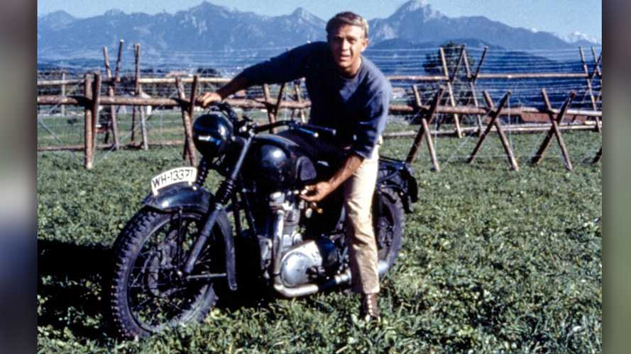 McQueen's Triumph From The Great Escape To Make Rare Appearance