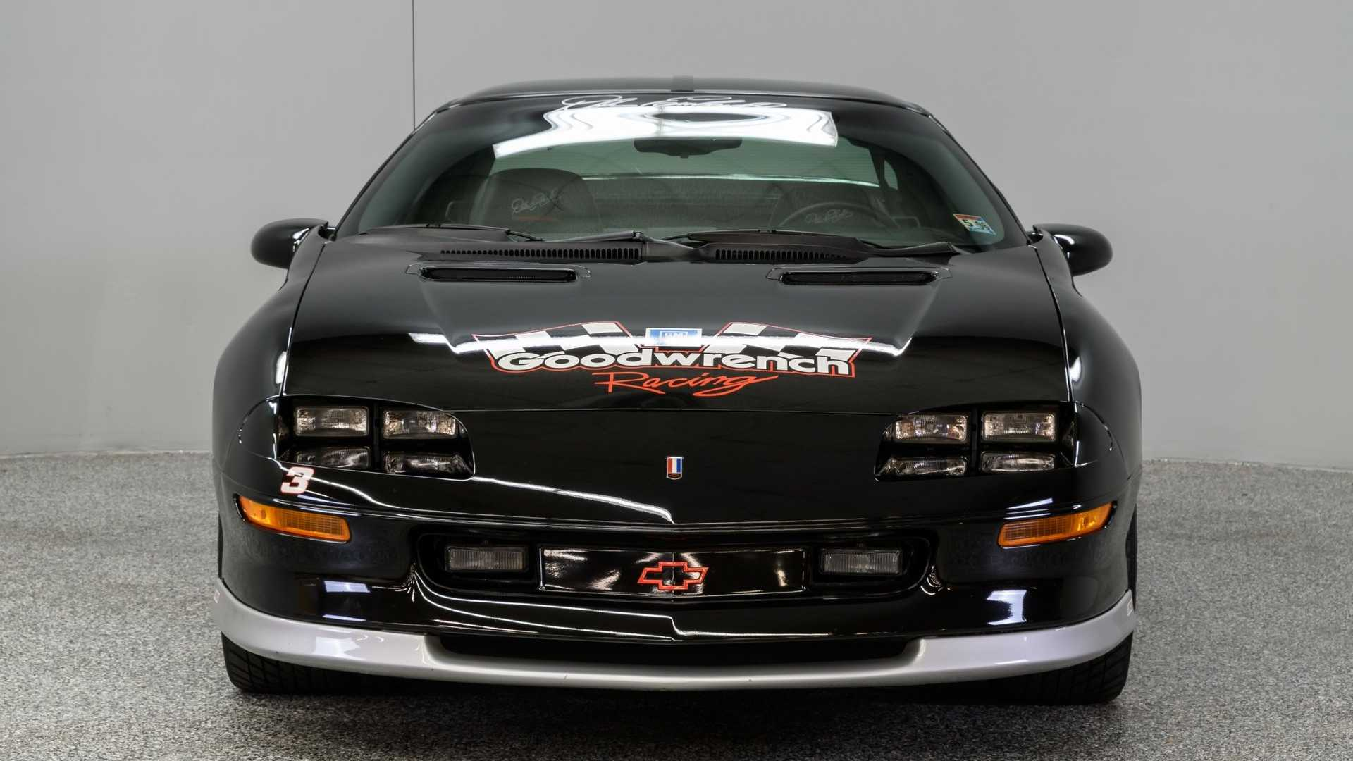 "[""1994 Chevrolet Camaro Z28 Earnhardt Edition""]"